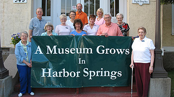 Harbor Springs Historical Society Become Member