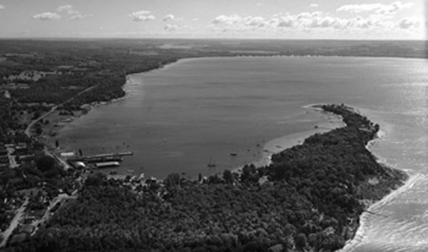 Harbor Springs Aerial