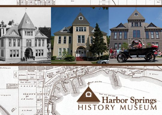 Harbor Springs History Museum Post Card