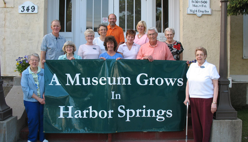 About HSAHS Museum Grows Harbor Springs