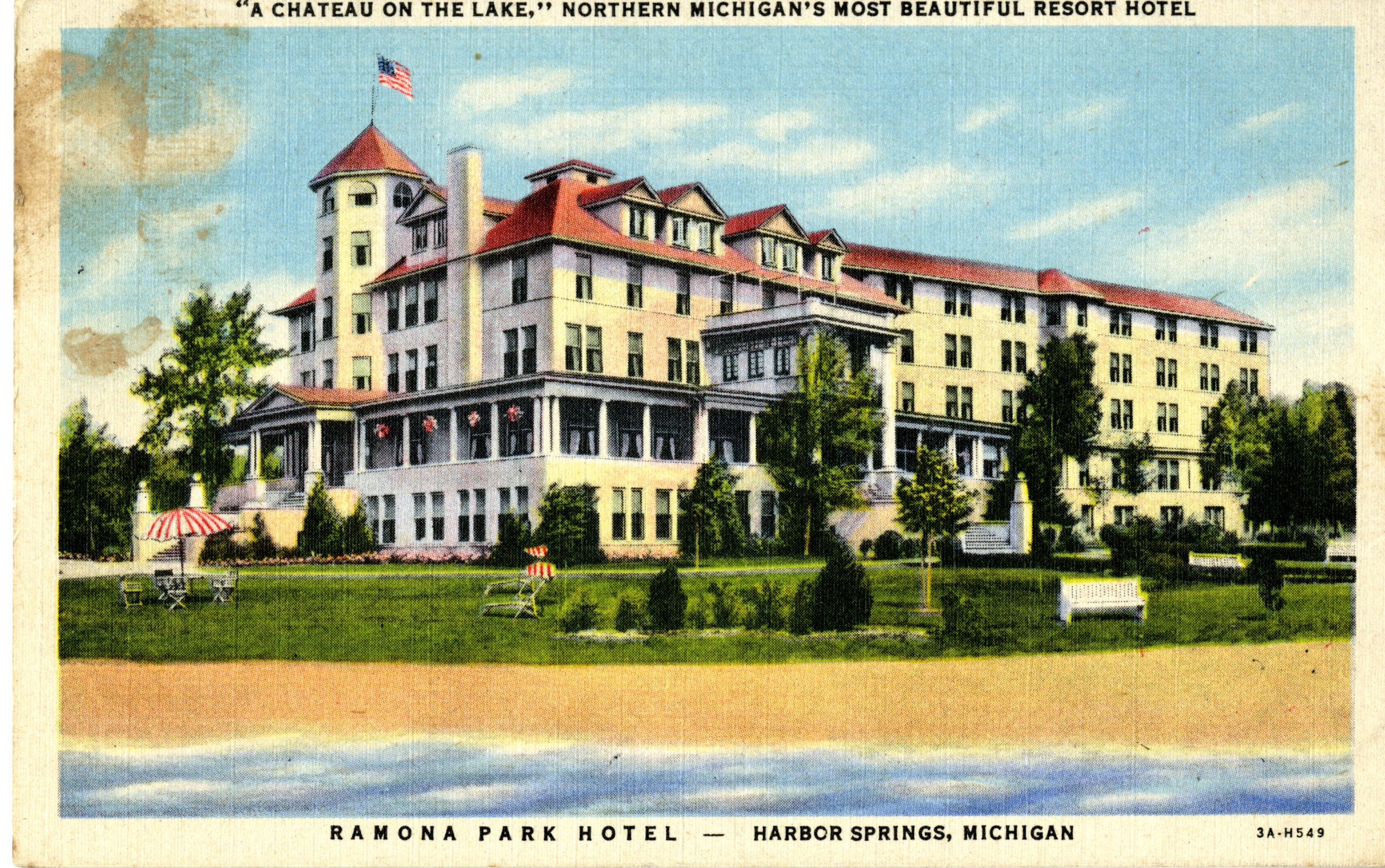 Luncheon Lecture - Historic Hotels with Tom Graham